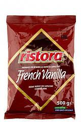 "Розчинна кава Ristora ""French Vanilla"" 0,5 кг"