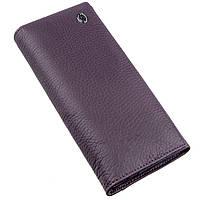 Жіночий гаманець з натуральної шкіри ST Leather 18872 Фіолетовий, фото 1