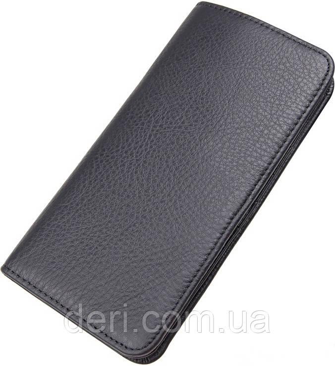 Кошелек мужской Vintage 14463 Черный, Черный