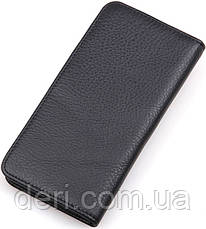 Кошелек мужской Vintage 14463 Черный, Черный, фото 3