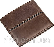 Практичный кошелек мужской в винтажном стиле, фото 2