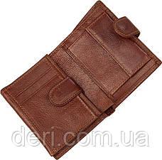 Практичный ежедневный мужской кошелек, фото 3