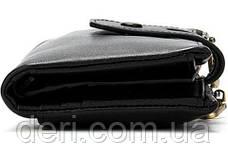 Кошелек мужской Vintage Черный, Черный, фото 2