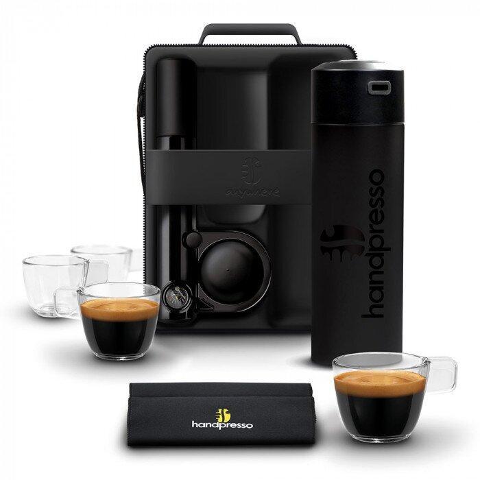 Набор Handpresso Pump SET black