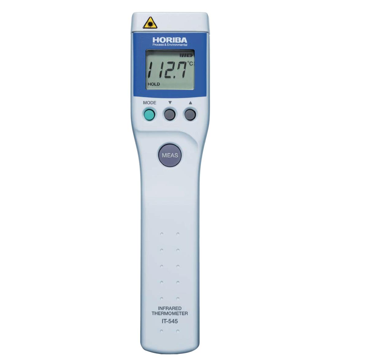 Прецизійний ручний пірометр для електроніки (-50…+500 °С, точковий фокус) HORIBA IT‐545S