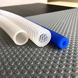 Вакуумная силиконовая трубка внутр. Ø 4мм, стенка 2,5мм, фото 7