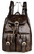 Рюкзак Vintage 14234 Коричневый, Коричневый