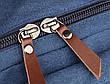 Рюкзак Vintage 14482 Синий, Синий, фото 6