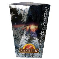 Чорний чай Basilur Зимовий світанок картон 85 г