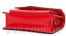 Жіночий клатч Vintage 14901 Червоний, Червоний, фото 2