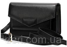 Женский клатч Vintage 14902 Черный, Черный, фото 3