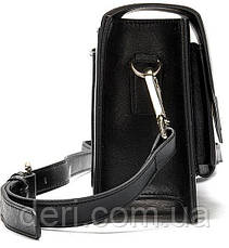 Женский клатч Vintage 14902 Черный, Черный, фото 2