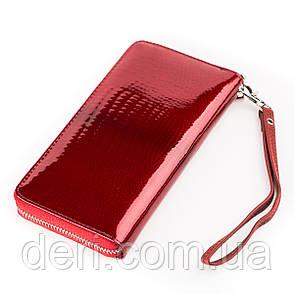 Кошелек-клатч женский BALISA 13866 кожаный Красный, Красный, фото 2