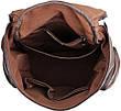 Рюкзак Vintage 14618 кожаный Коричневый, Коричневый, фото 4