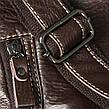 Рюкзак Vintage 14618 кожаный Коричневый, Коричневый, фото 6