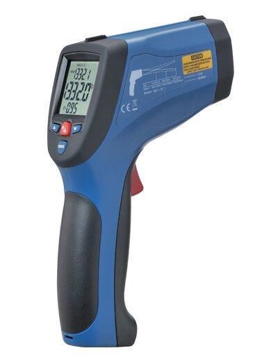 Пірометр-реєстратор з термопарою K-типу (-50 ... +1850 °C) CEM DT-8868H
