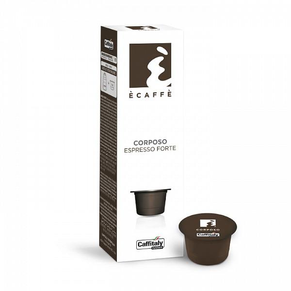 Кава в капсулах Ecaffe Corposo 10 шт