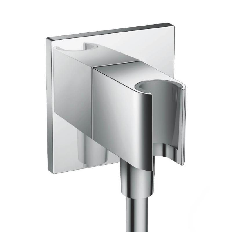 Подключение для шланга Hansgrohe Fixfit Porter Square 26486000