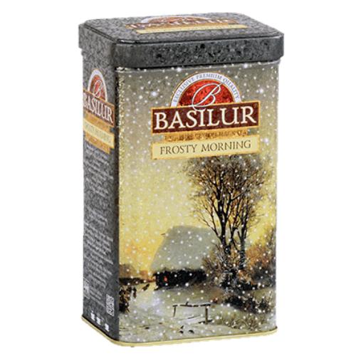 Черный чай Basilur Морозное утро ж/б 85 г