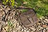 Сумка SHVIGEL 00890 из винтажной кожи Коричневая, фото 9