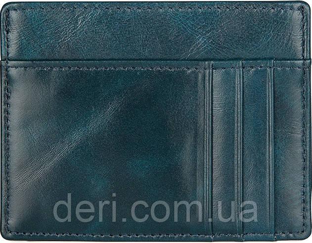 Кредитница Vintage 14501 Зеленая, Зеленый