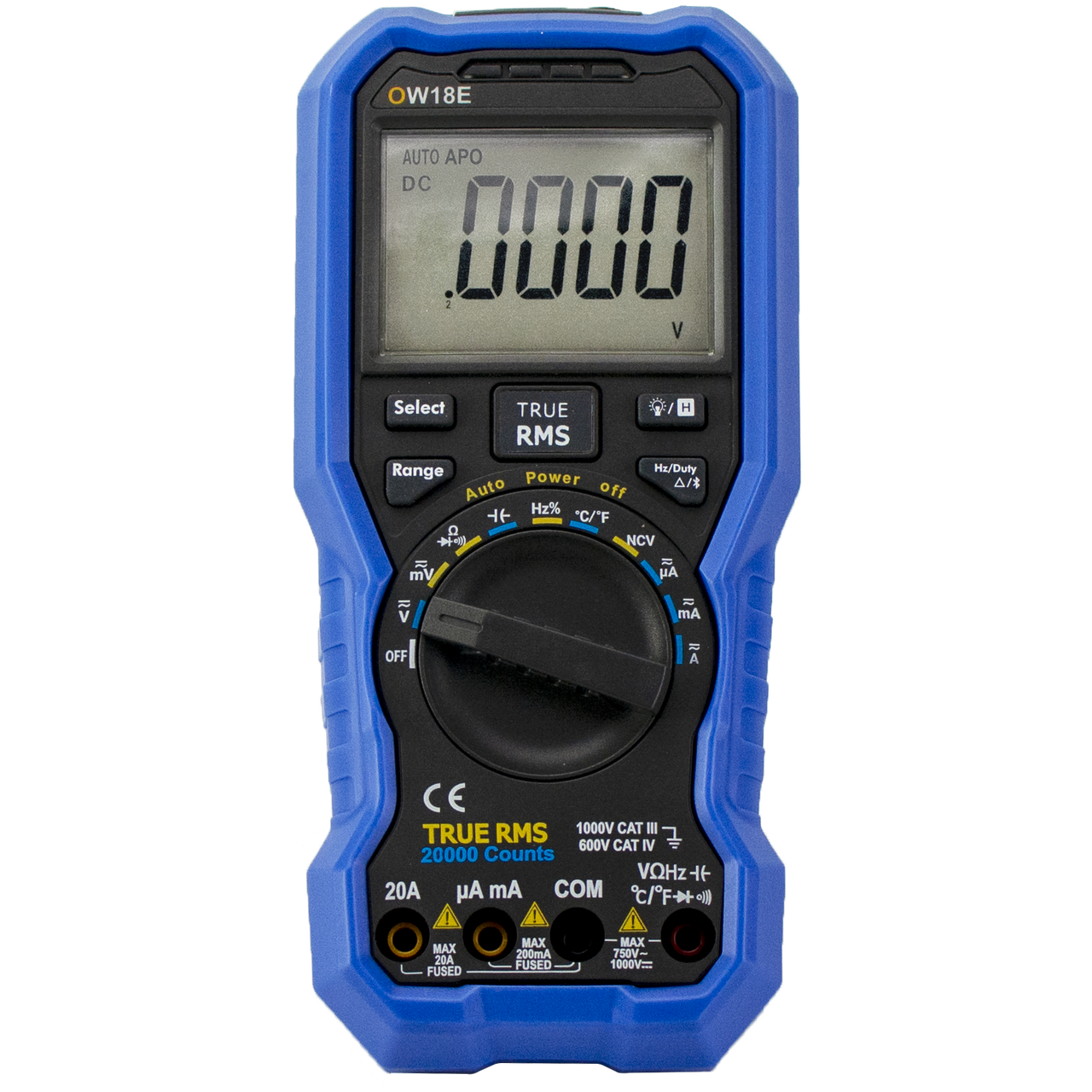 Цифровий мультиметр з Bluetooth OWON OW18E