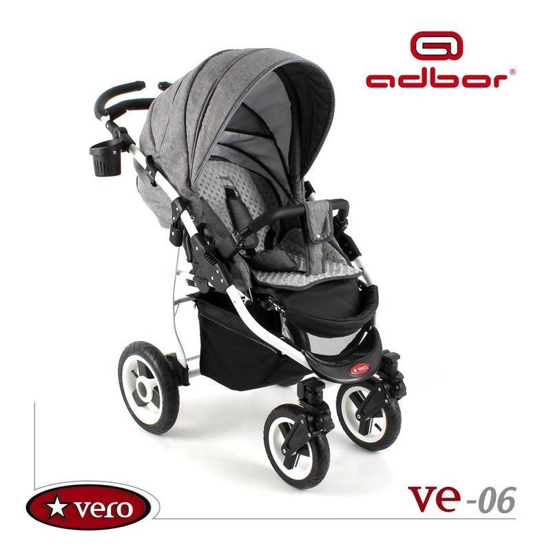 Детская прогулочная коляска Adbor Vero VE 06