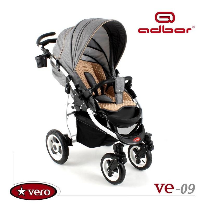 Дитяча прогулянкова коляска Adbor Vero VE 09