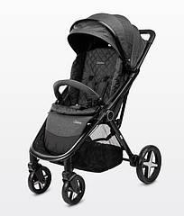 Дитяча прогулянкова коляска Caretero Colosus graphite