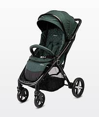Дитяча прогулянкова коляска Caretero Colosus green