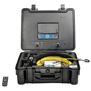 Інспекційна система для трубопроводів (23 мм, 40 м) TV-BTECH 3199F