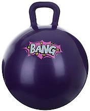 Мяч гимнастический детский Torneo, cине-фиолетовый