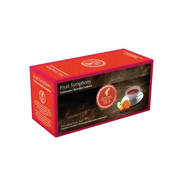 Пакетированный фруктовый чай Julius Meinl Мультифрукт 25 шт