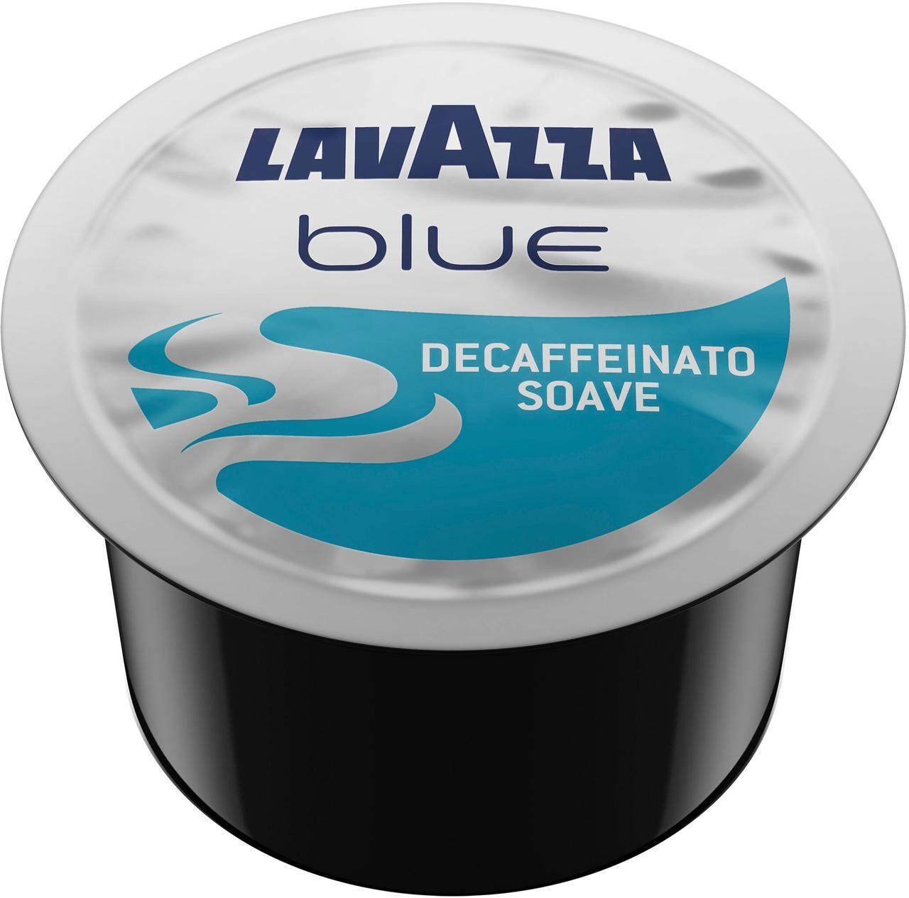 Кава в капсулах Lavazza BLUE Decaffeinato 100шт