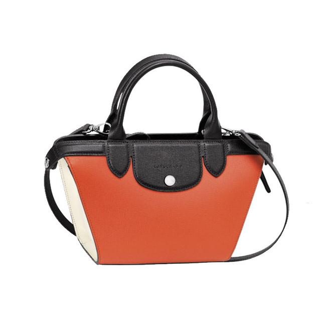 Женская сумка Longchamp Le Pliage от Jeremy Scott