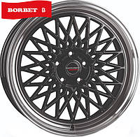Диски Borbet B 8x18 5x114,3 ET40 dia72,6 (BRPO) (кт)