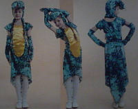 Новогодний костюм Змеи 3-13 лет S766