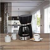 Кофеварка Clatronic KA 3689 чёрная, фото 3
