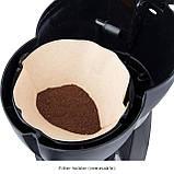 Кофеварка Clatronic KA 3689 чёрная, фото 4