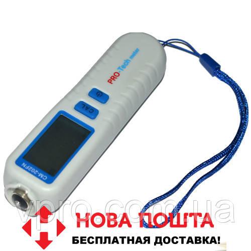 Толщиномер краски Pro-Tech meter CM-202FN