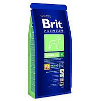 Brit Premium Junior XL (Extra Large) корм для щенков гигантских пород с 4 до 24 месяцев 3 кг