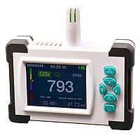 Монітор-логер CO2, вологості і температури Walcom SR-510, фото 1