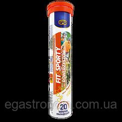 Вітаміни Крюгер Fit Sporty для велоспорту 84g 28шт/ящ (Код : 00-00004509)