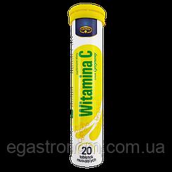 Вітаміни Крюгер Вітамін С Krüger 84g 28шт/ящ (Код : 00-00003519)