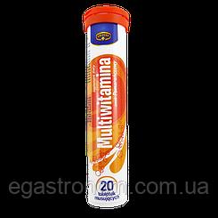 Вітаміни Крюгер Мультивітамін Krüger 84g 28шт/ящ (Код : 00-00003566)