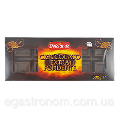 Шоколад Дольчіандо Dolciando 500g 10шт/ящ (Код : 00-00001544)