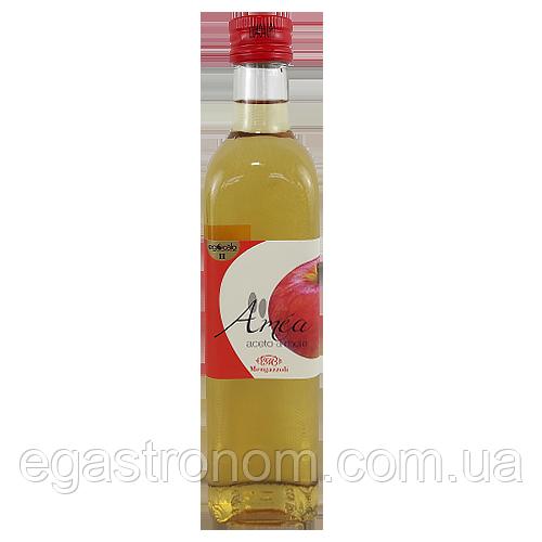 Оцет яблучний Менгазоллі Mengazzoli 500ml 6 шт/ящ (Код : 00-00001618)