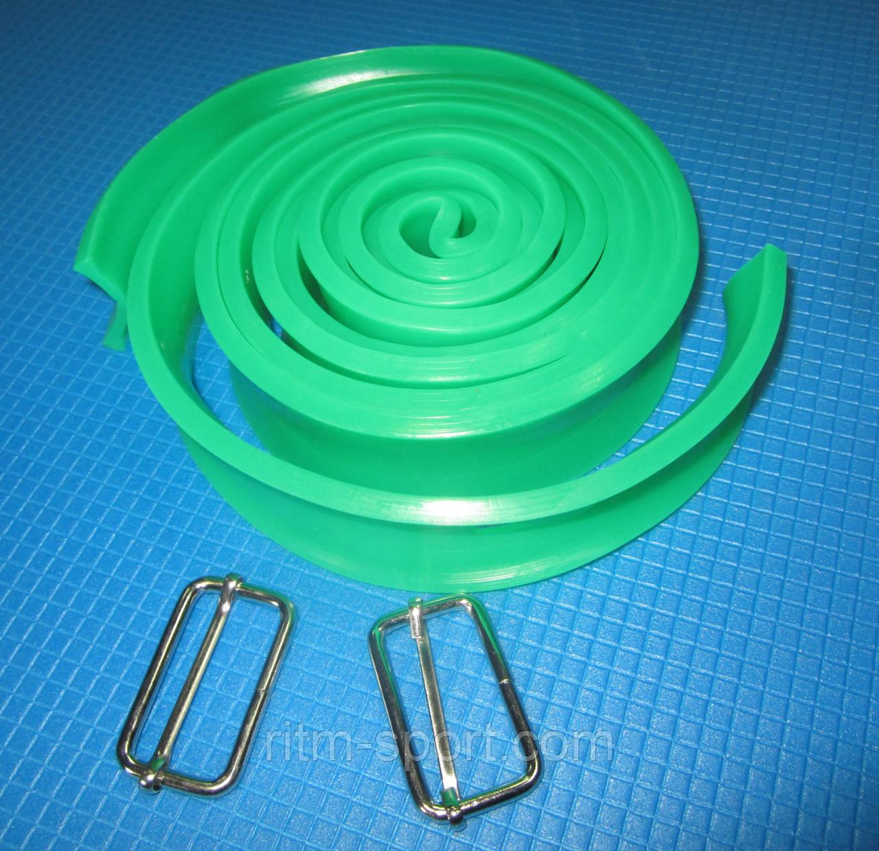 Жгут эластичный  латексный 2,5 м (сопротивление от 5 до 20 кг)