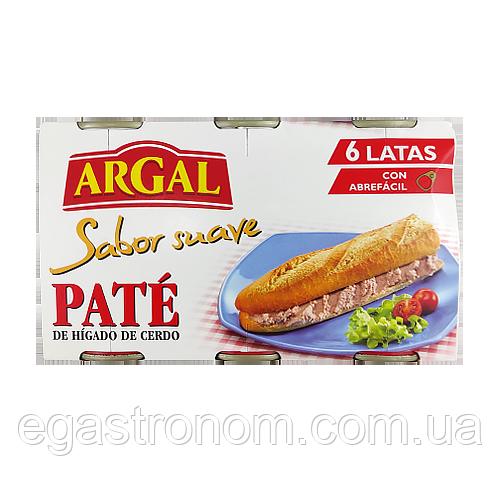 Паштет Аргал Argal 6*83g (Код : 00-00002977)