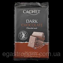 Шоколад Кашет №43 темний Cashet dark 300g 12шт/ящ (Код : 00-00004175)